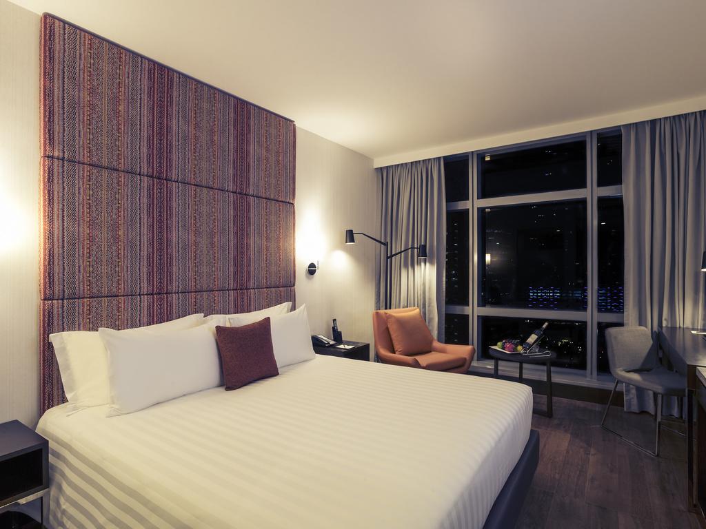 Hotel in Pasig - Mercure Manila Ortigas - AccorHotels