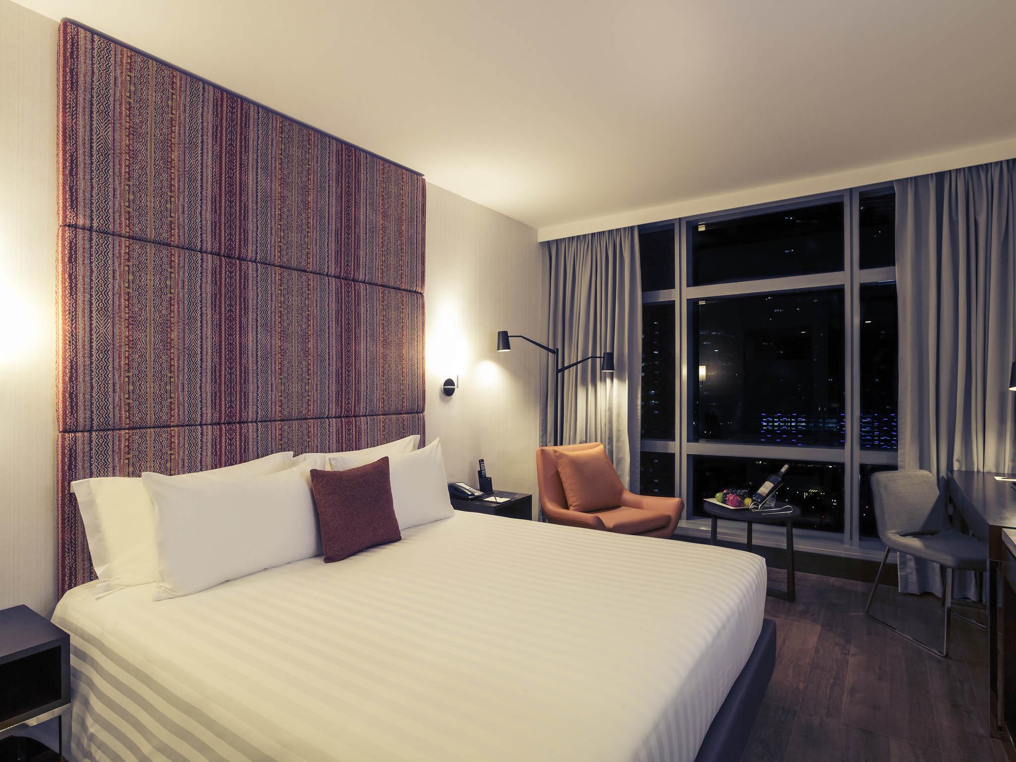โรงแรม – Mercure Manila Ortigas