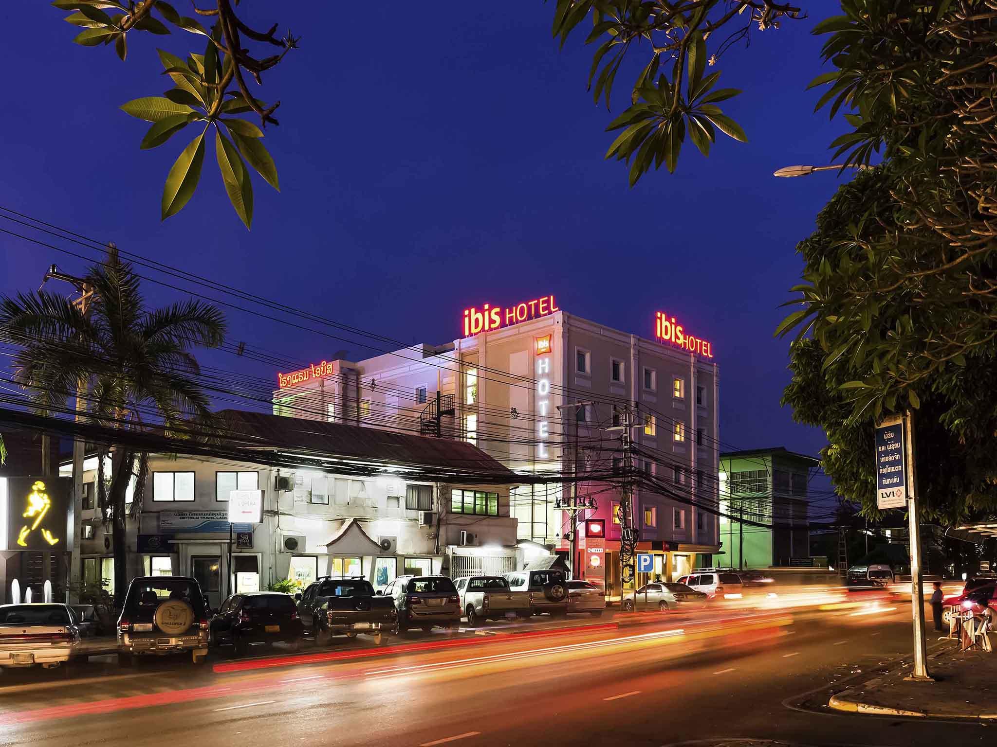 Отель — ibis Vientiane Nam Phu