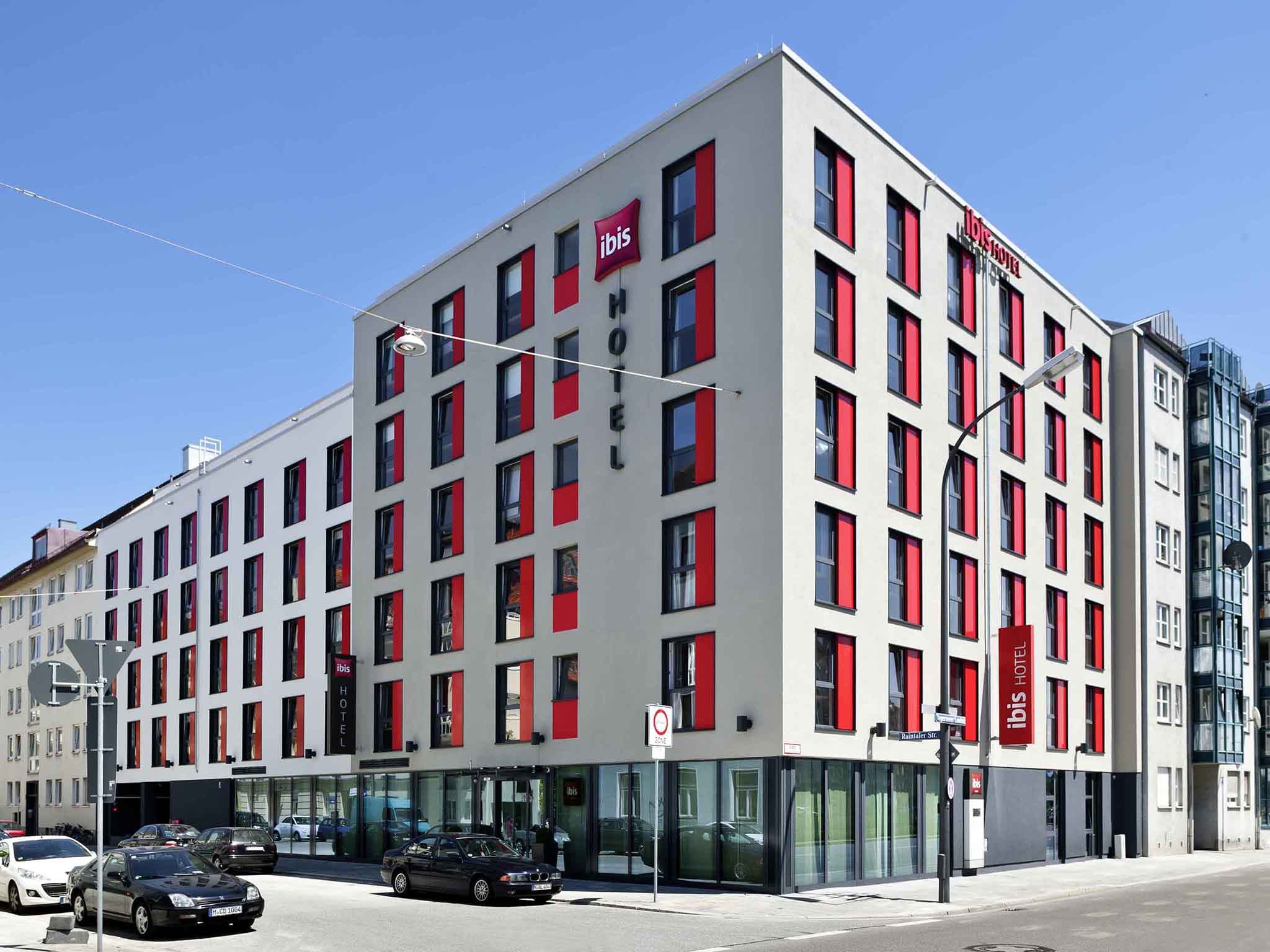Hotell – ibis Muenchen City Sued