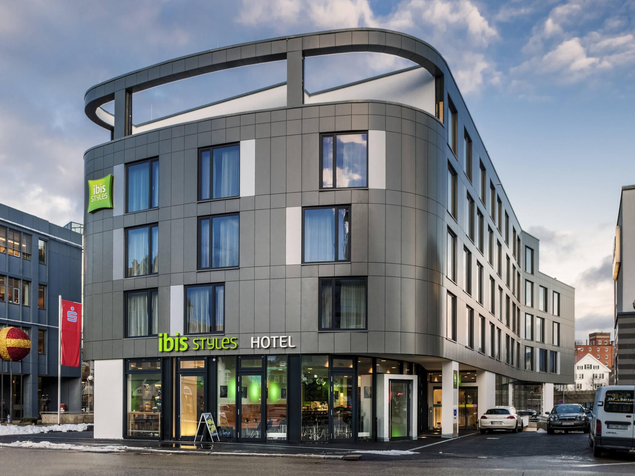 โรงแรม – ibis Styles Aalen