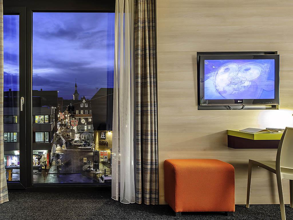 Hotel in aalen   ibis styles aalen