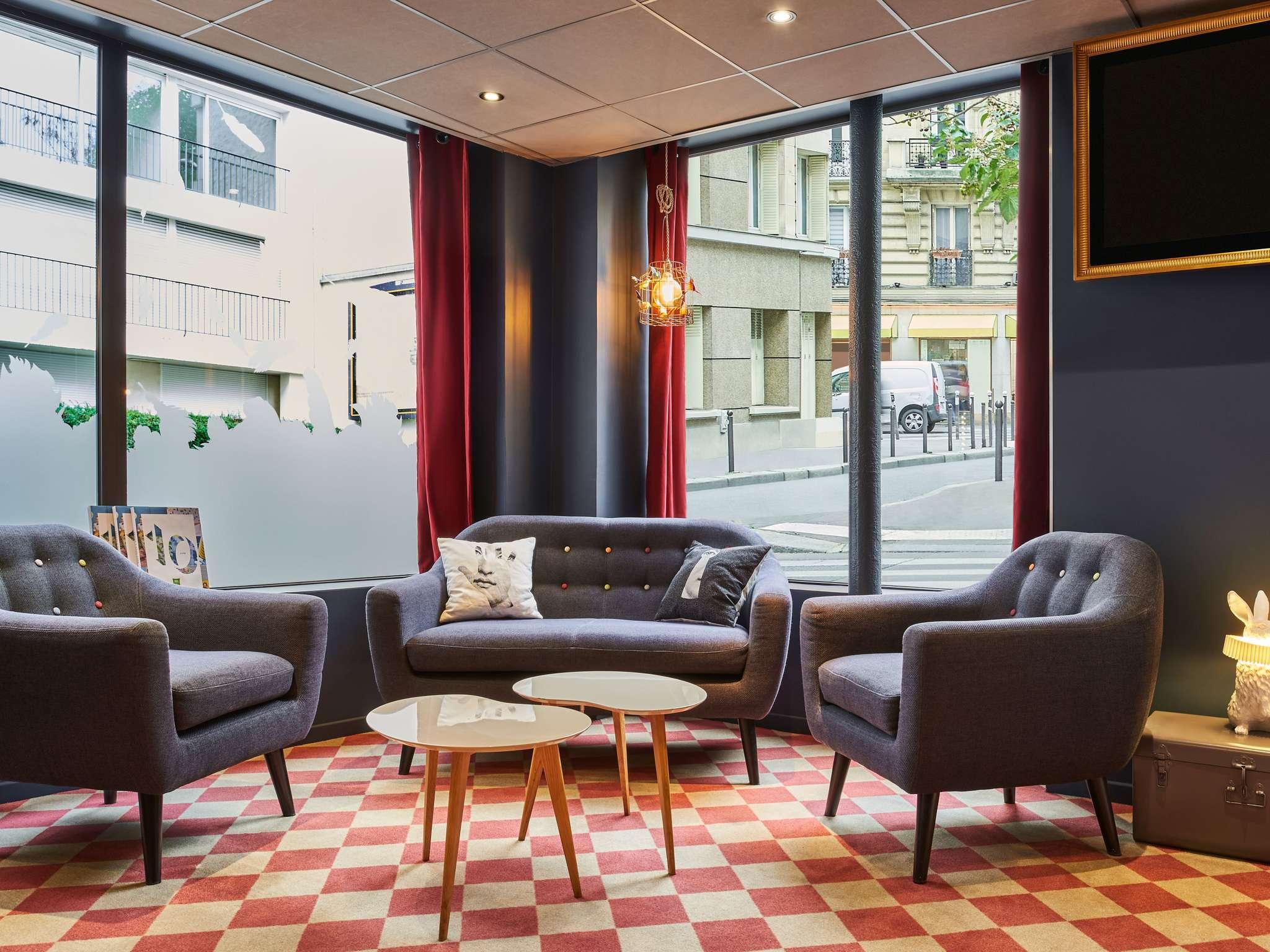Hotel in PARIS - ibis Styles Paris Alesia Montparnasse