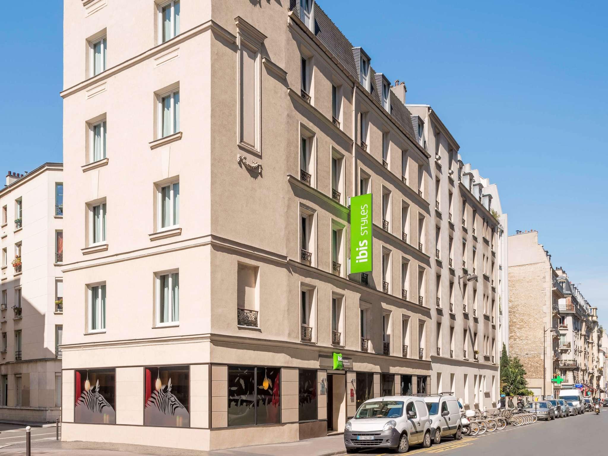 Hotel a PARIGI - ibis Styles Parigi Alésia Montparnasse