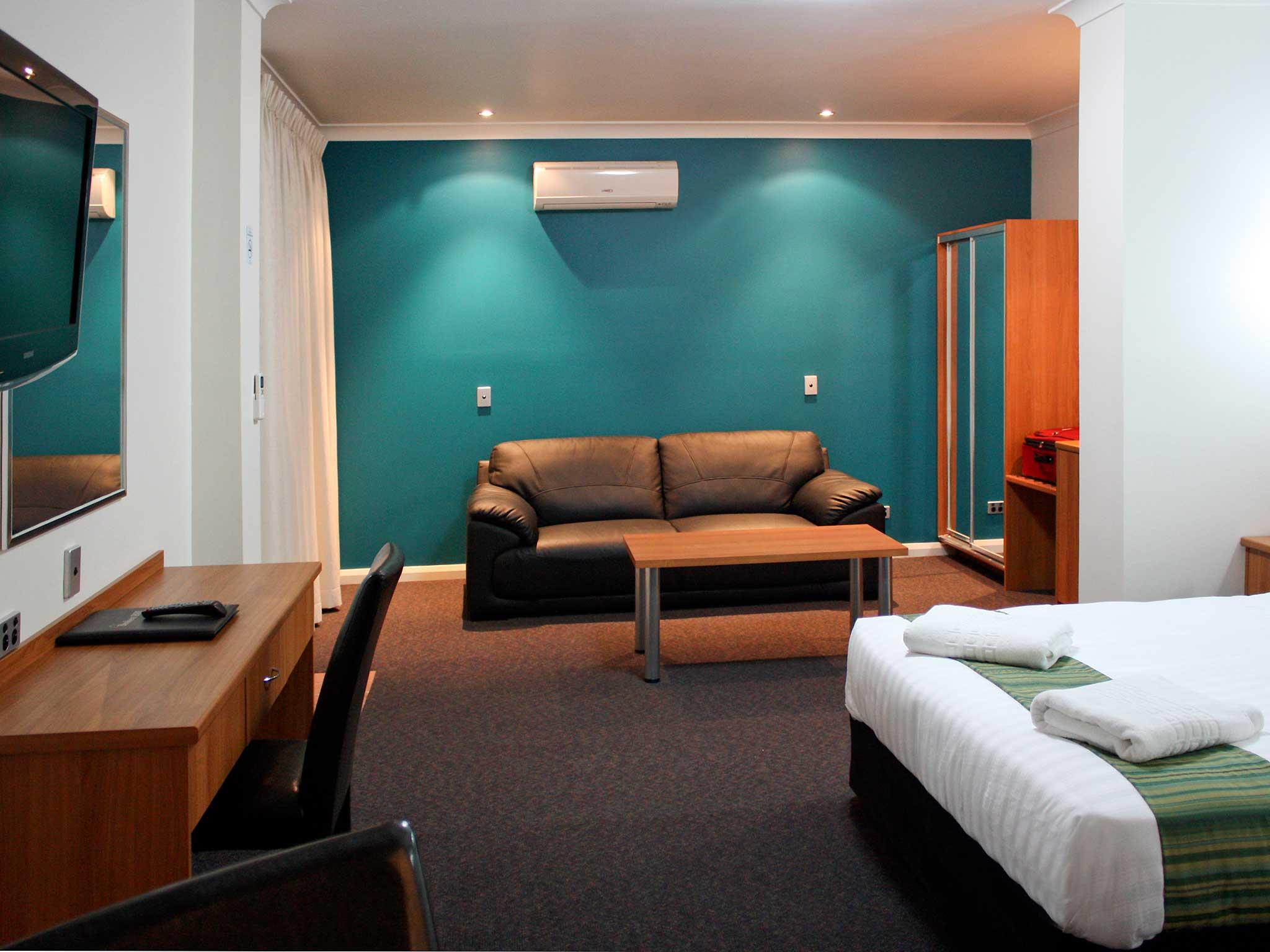 โรงแรม – ibis Styles Broken Hill