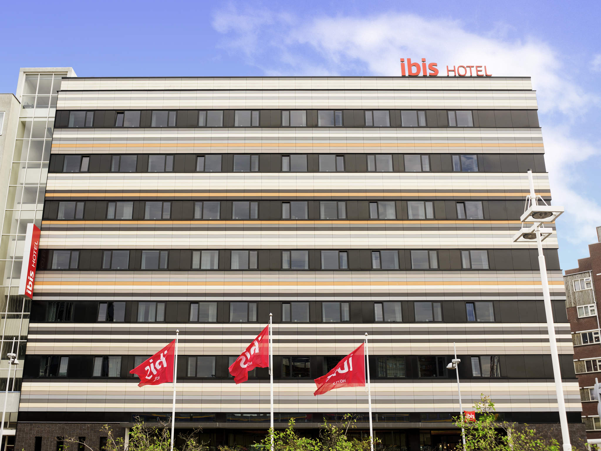 Hotel – ibis Leiden Centre