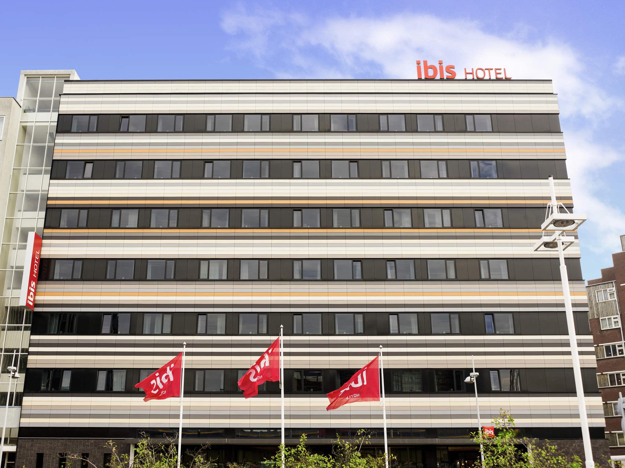 Отель — ibis Leiden Centre