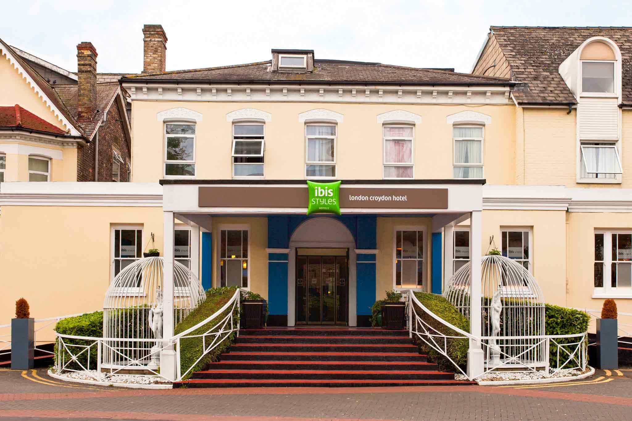 Hotell – ibis Styles London Croydon
