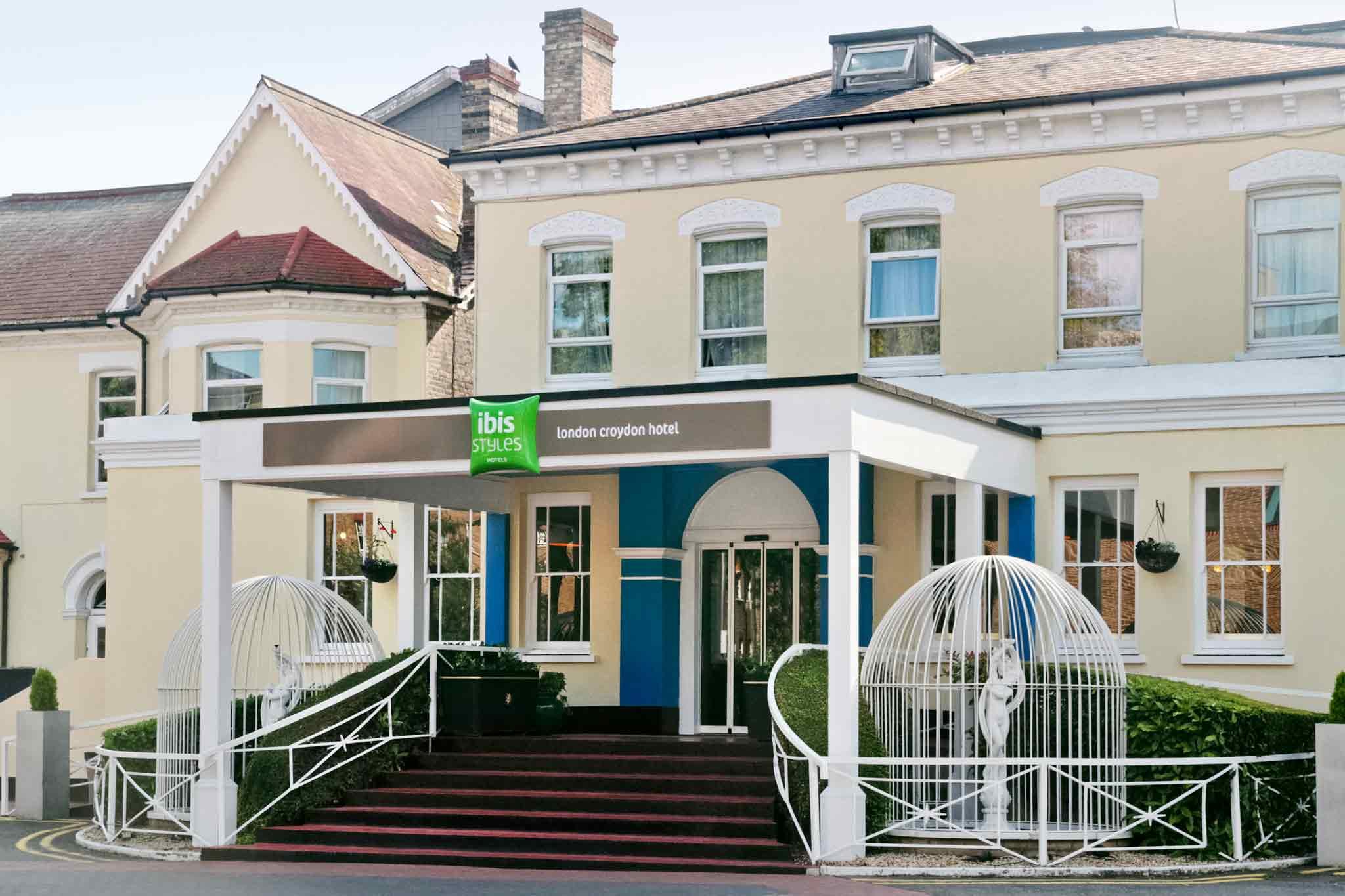 Hotel Ibis Styles London Croydon
