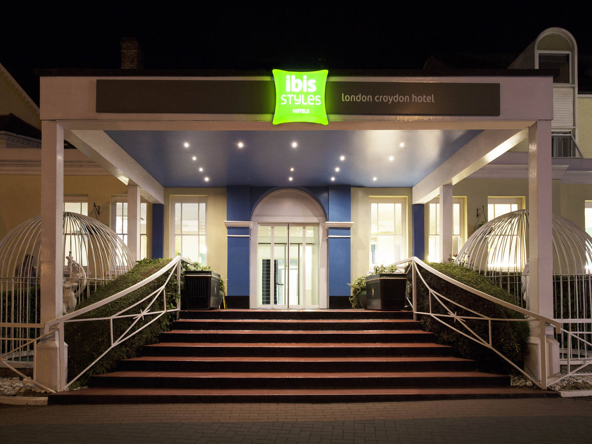 Hotell i london ibis styles london croydon for Hotel adagio londres
