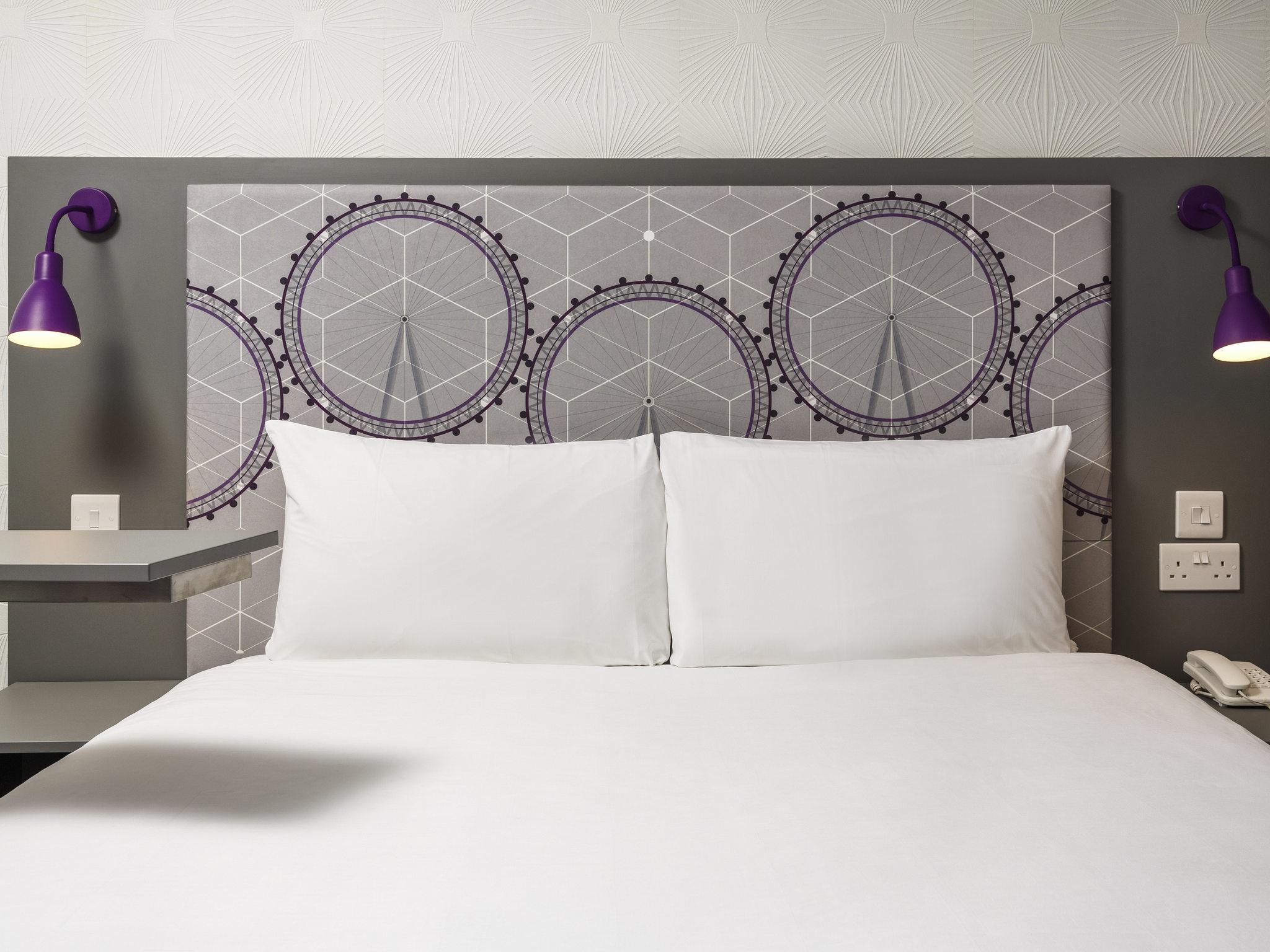 Ibis Styles London Croydon | Energetic Hotel in London