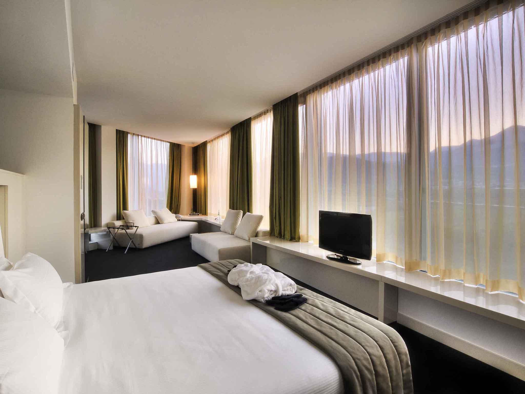 Hotel – Mercure Nerocubo Rovereto