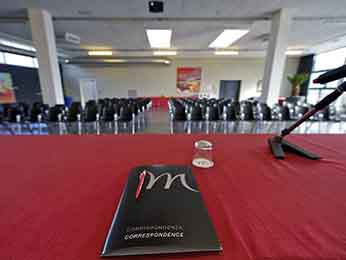 Meetings - Mercure Nerocubo Rovereto