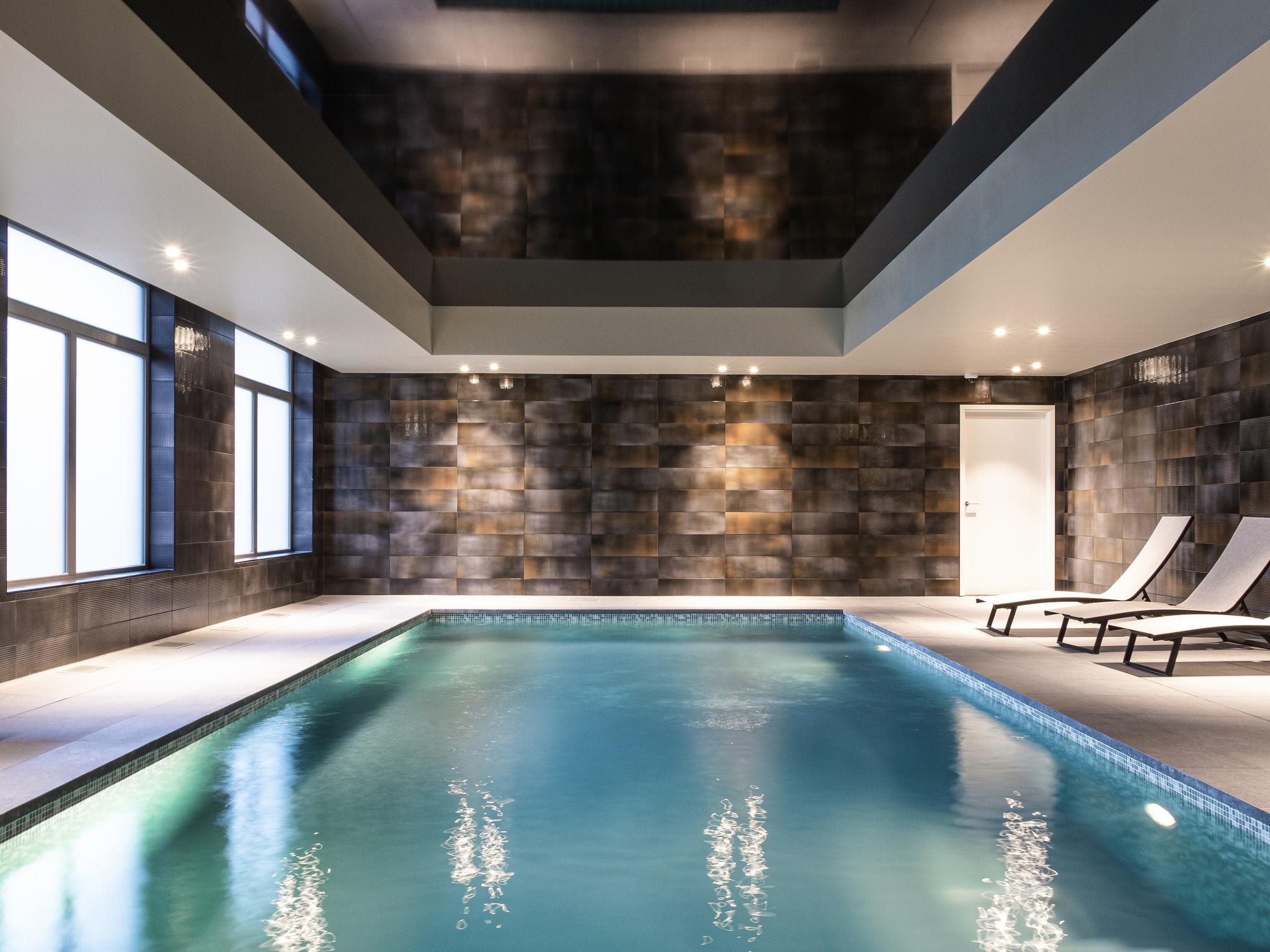 โรงแรม – ibis Styles Zeebrugge
