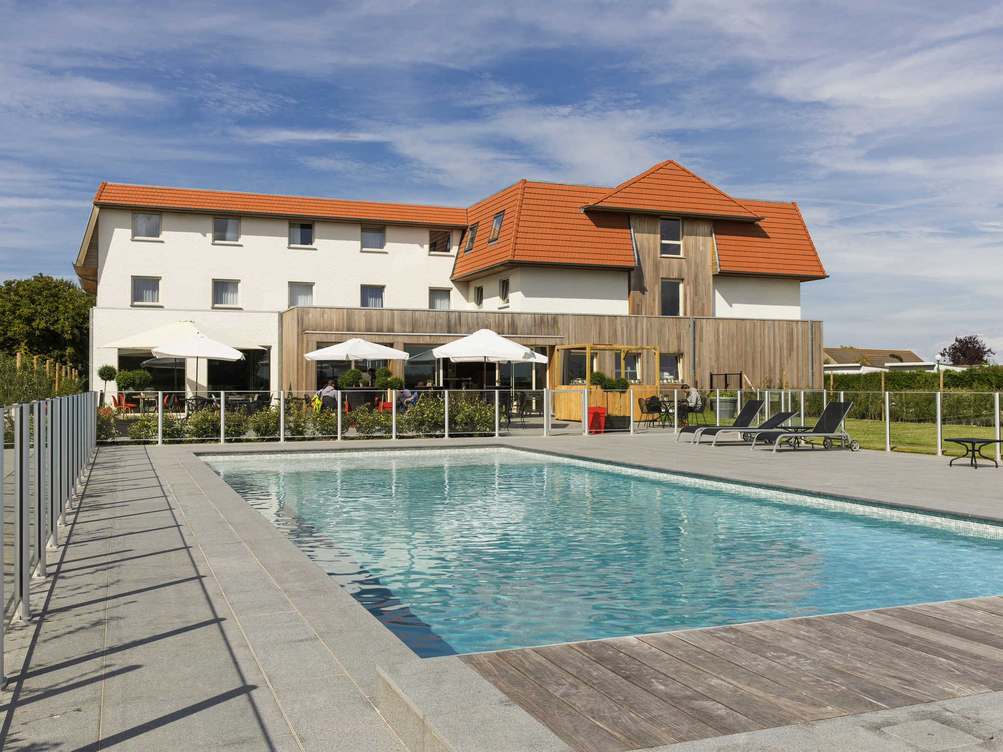 โรงแรม – ibis De Haan