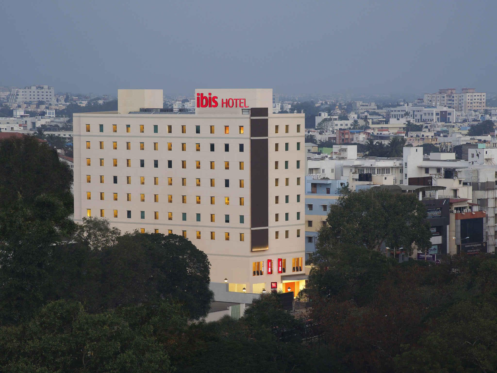 โรงแรม – ibis Coimbatore City Centre