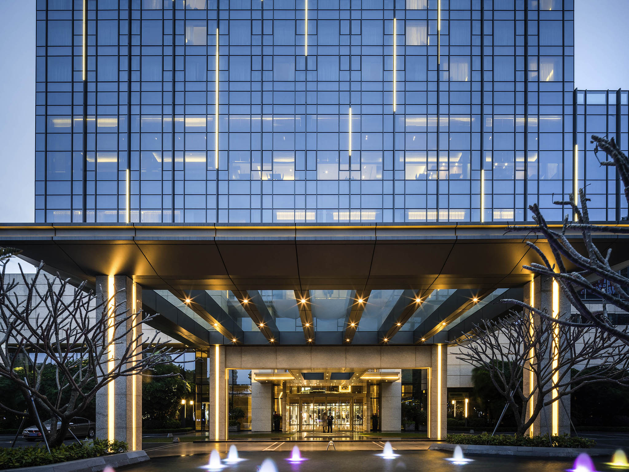 酒店 – 珠海中海铂尔曼酒店