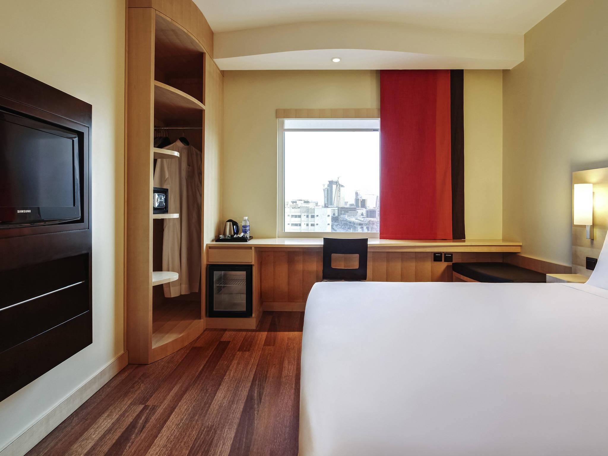 โรงแรม – ibis Riyadh Olaya Street