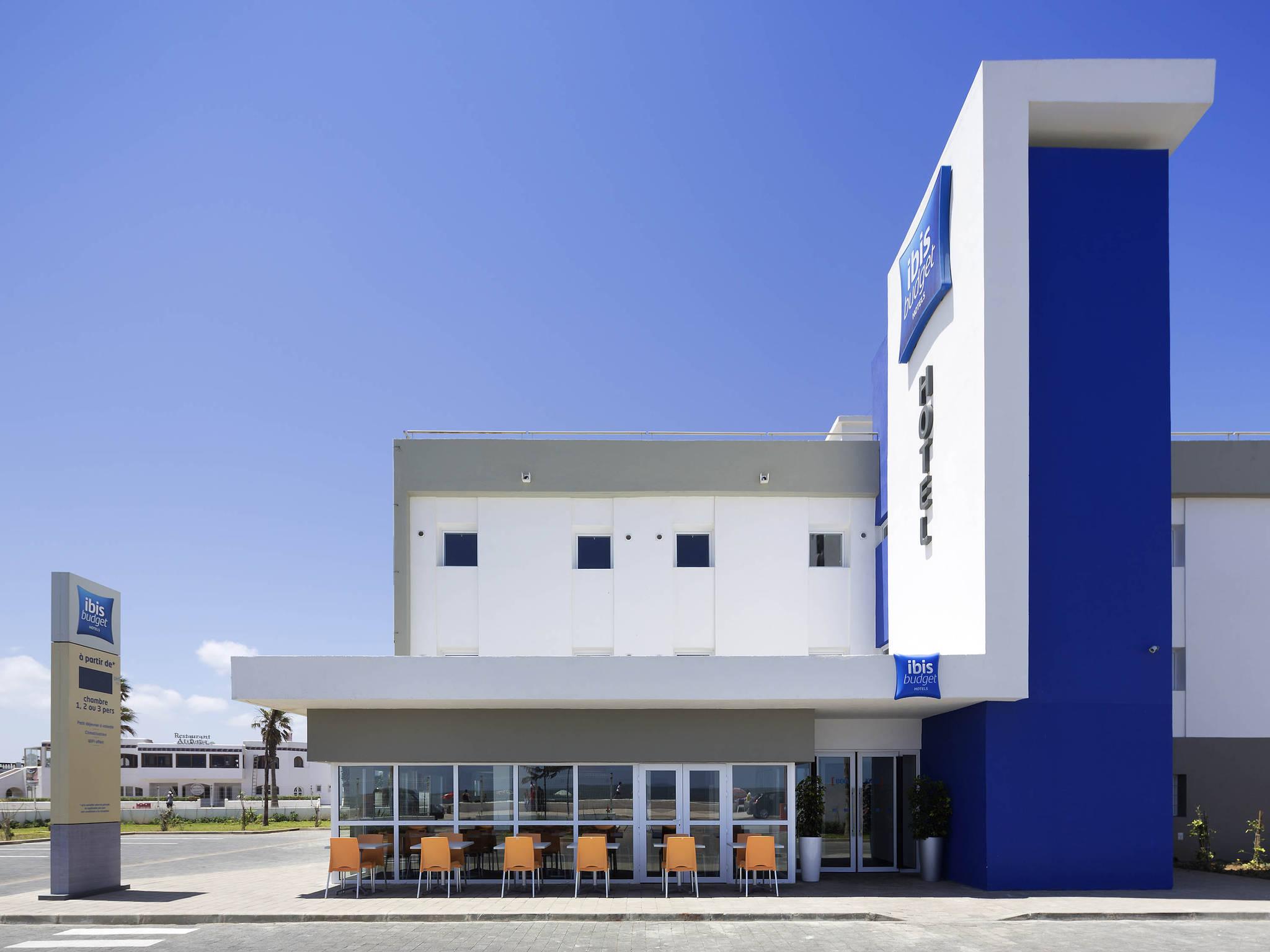 Отель — ibis budget El Jadida