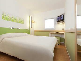Rooms - ibis budget Tanger