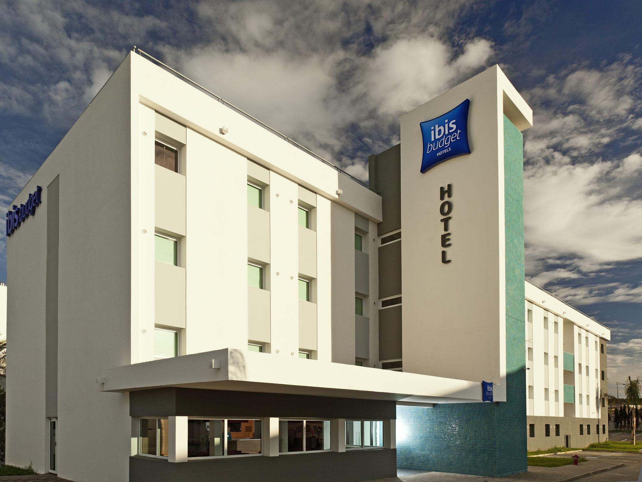 Отель — ibis budget Агадир