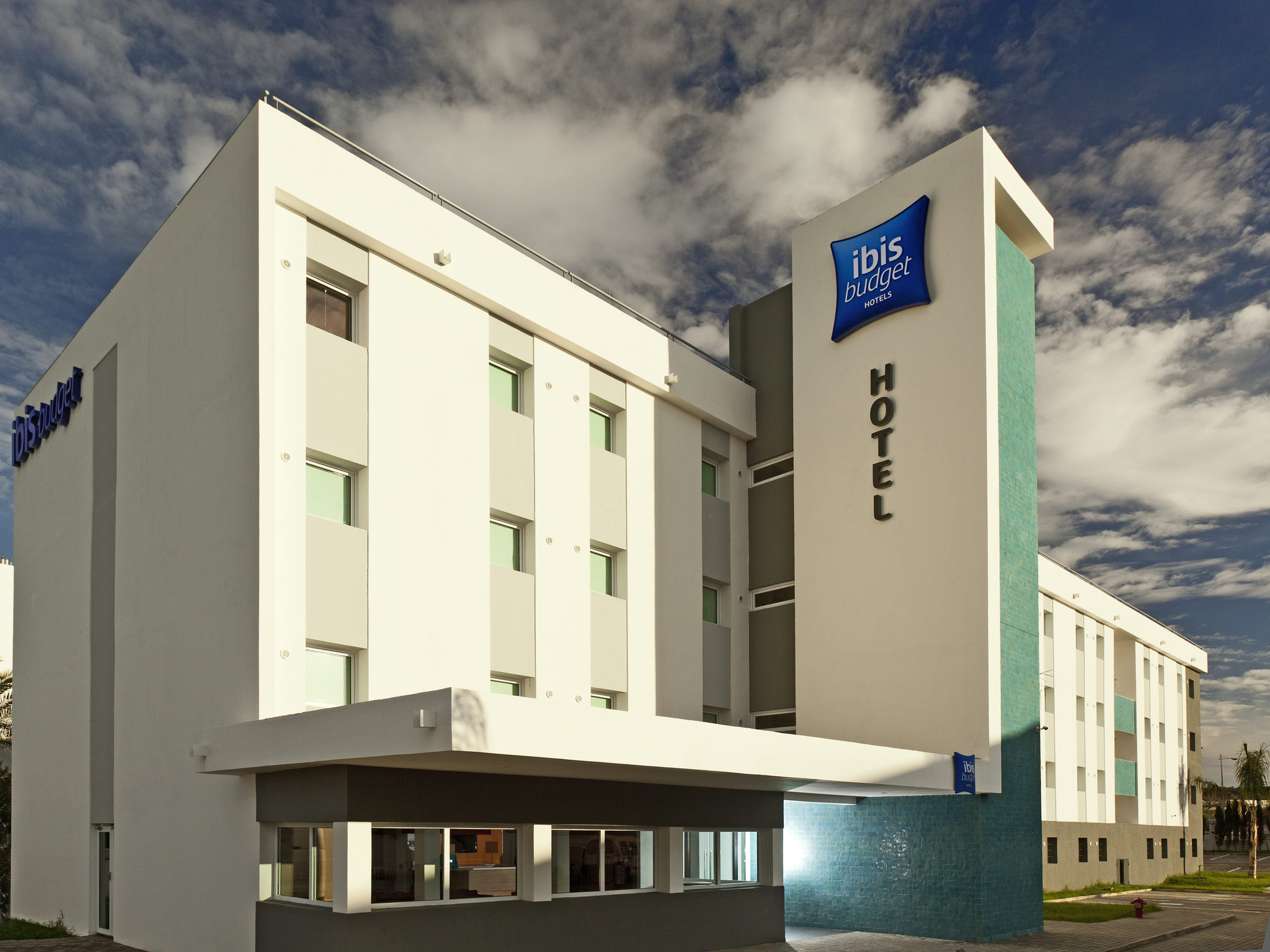Otel – ibis budget Agadir