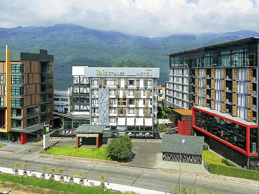 Hotell – ibis Styles Chiang Mai