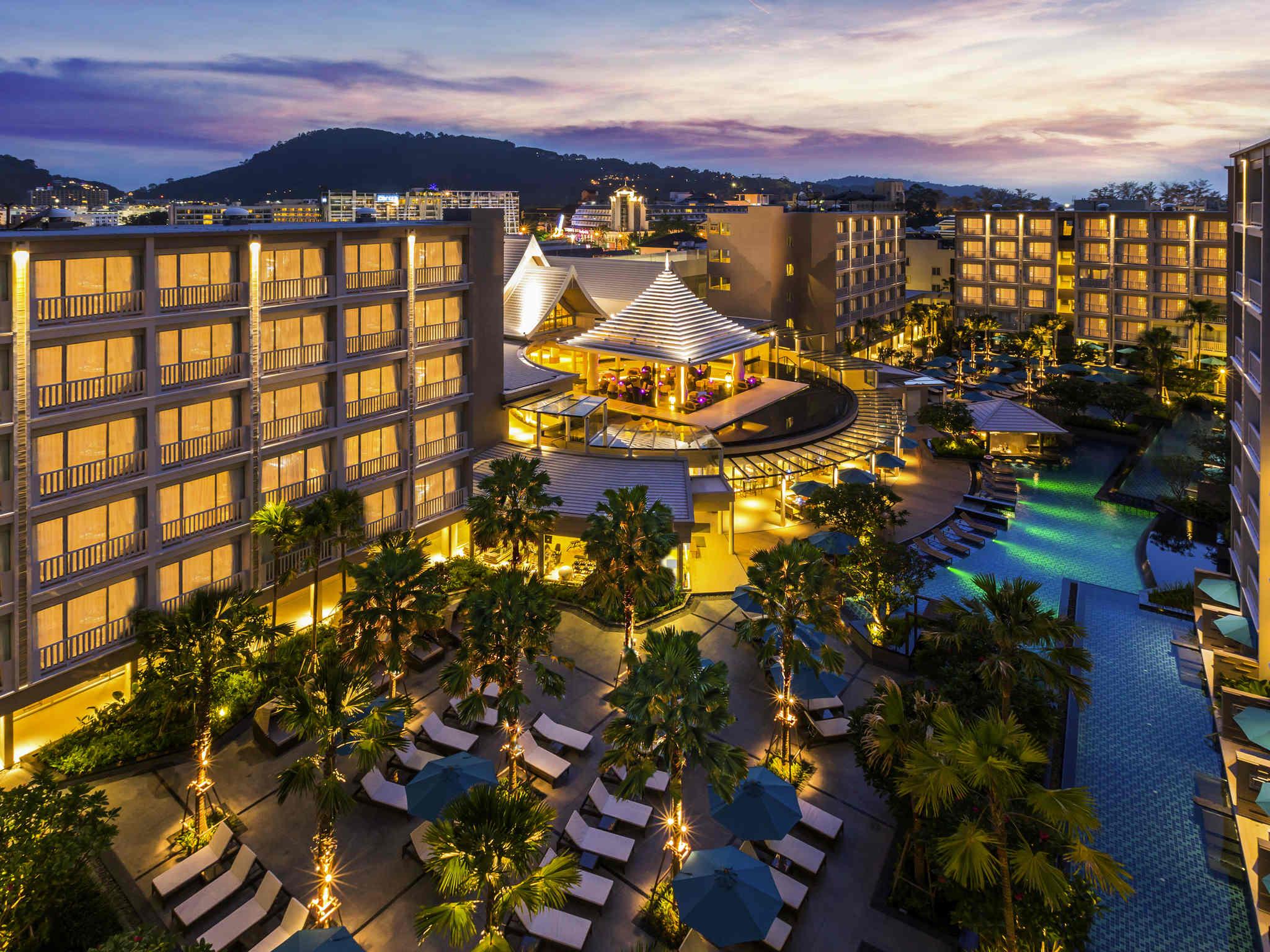 Hotell – Grand Mercure Phuket Patong