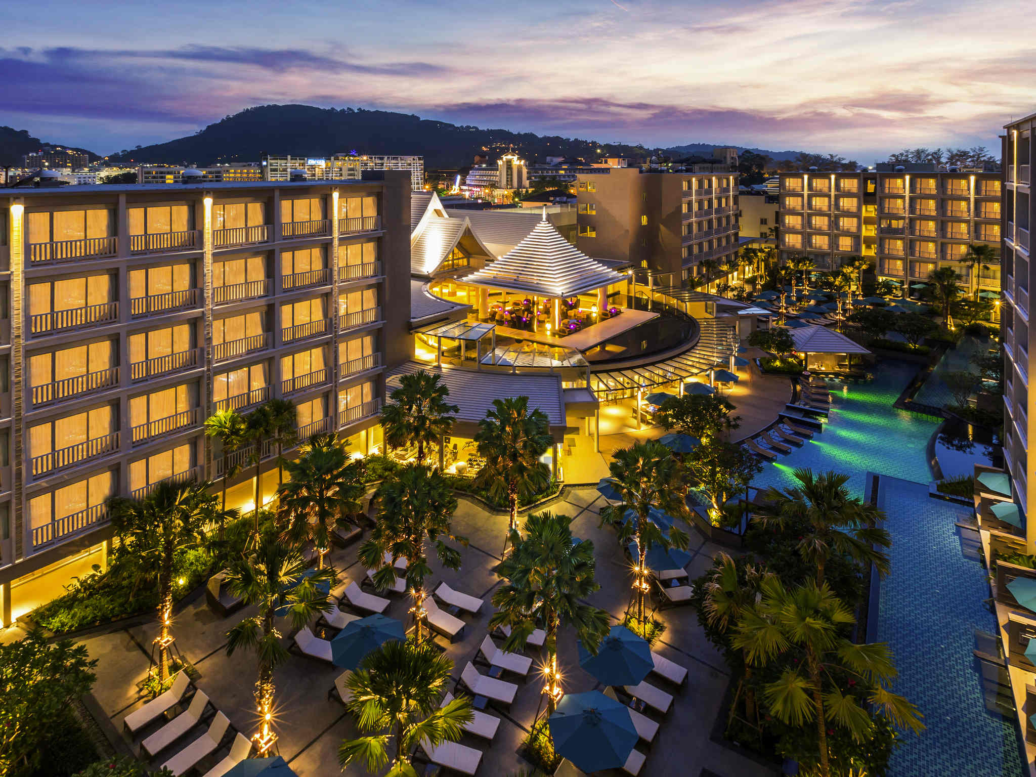 Hotel – Grand Mercure Phuket Patong