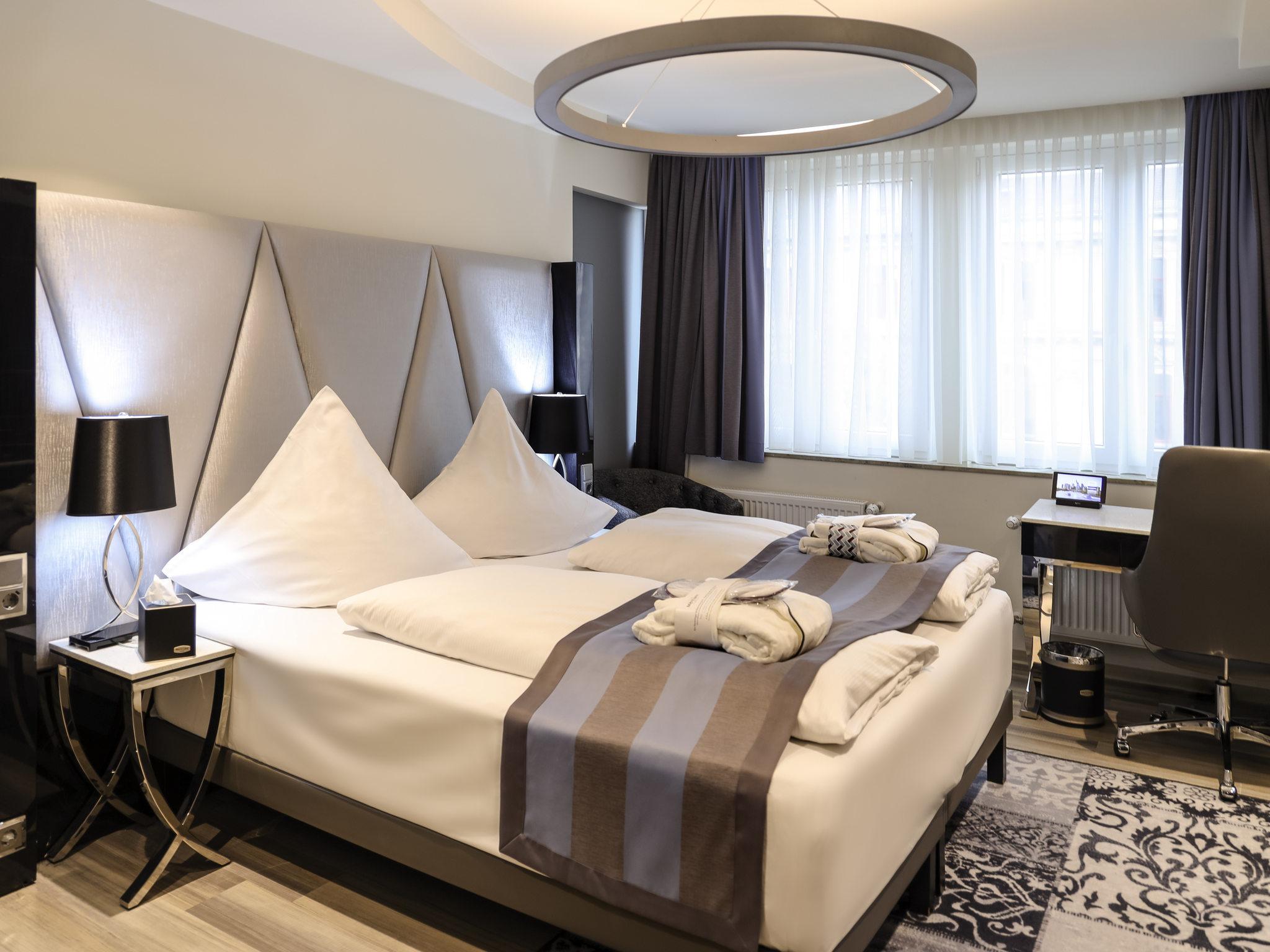 Mercure Hotel Frankfurt Kaiserhof