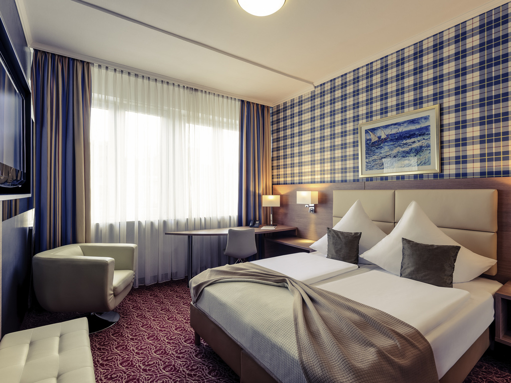 Hotel in FRANKFURT AM MAIN - Mercure Hotel Kaiserhof Frankfurt ...