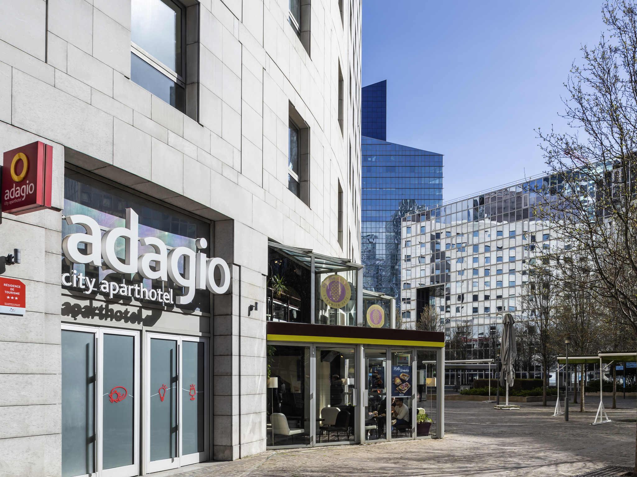 Hotel Aparthotel Adagio Birmingham City Centre