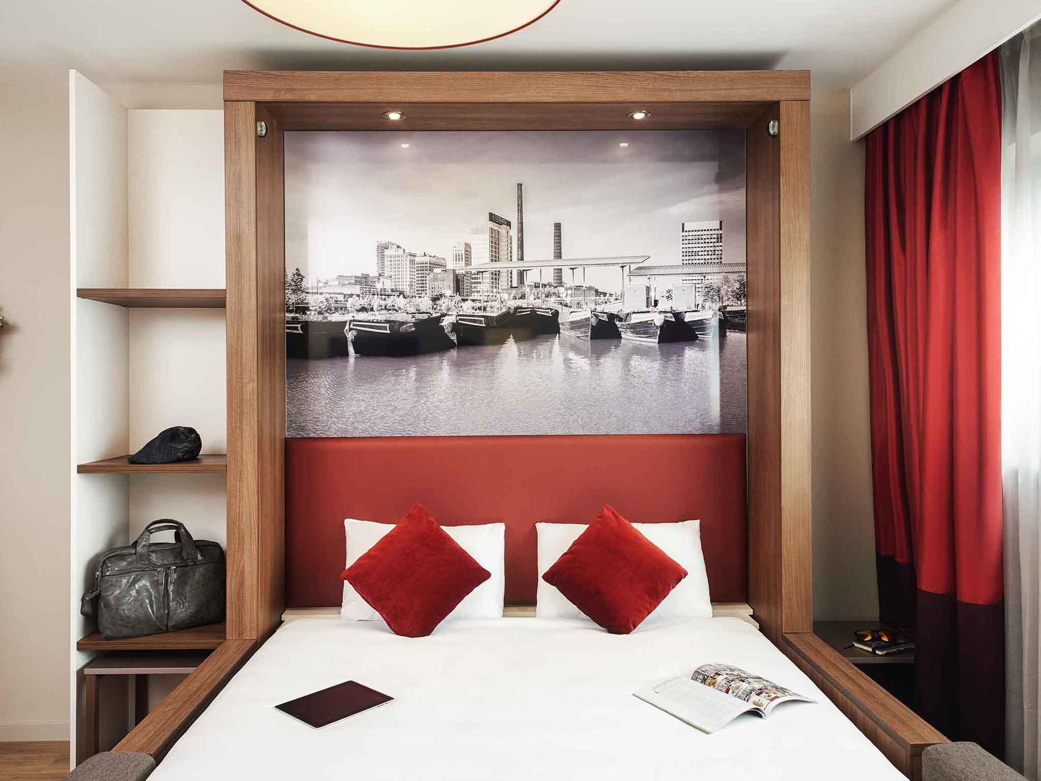 Hotel in BIRMINGHAM - Aparthotel Adagio Birmingham City Centre