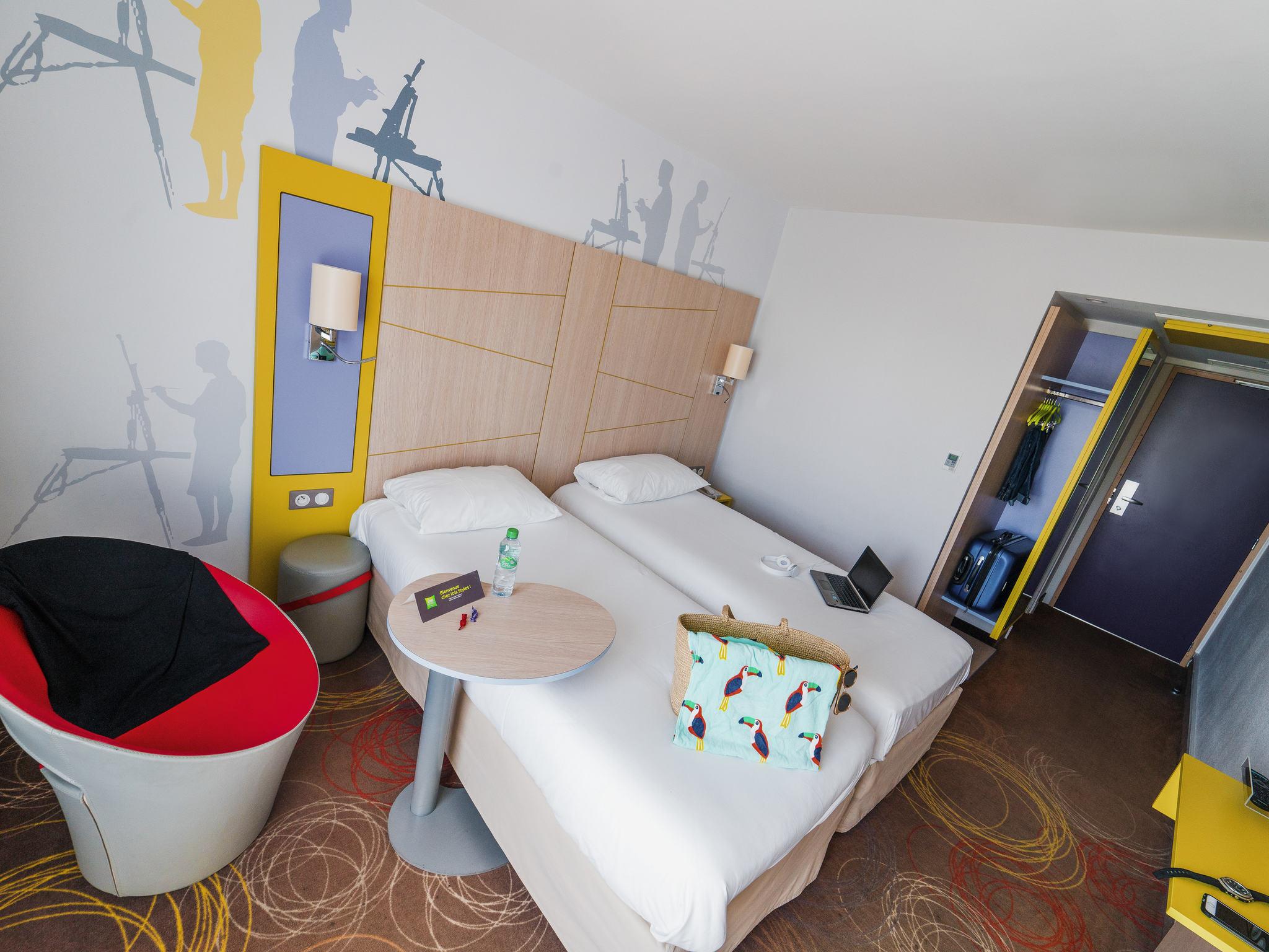 Отель — ibis Styles Honfleur Centre Historique