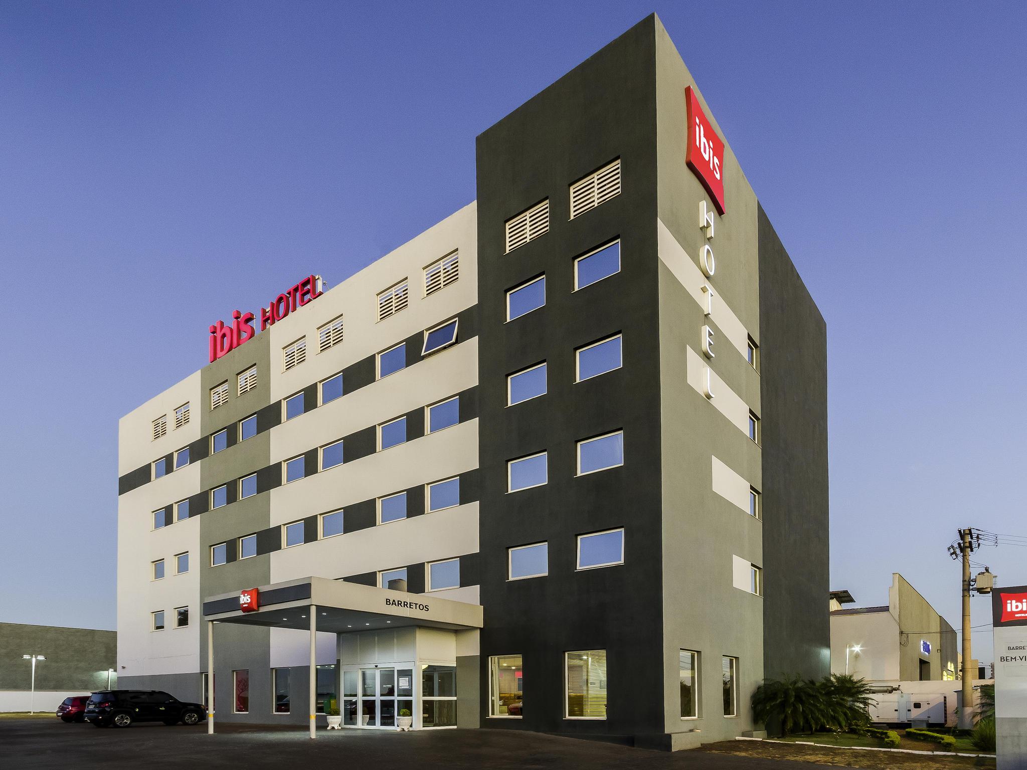 โรงแรม – ibis Barretos