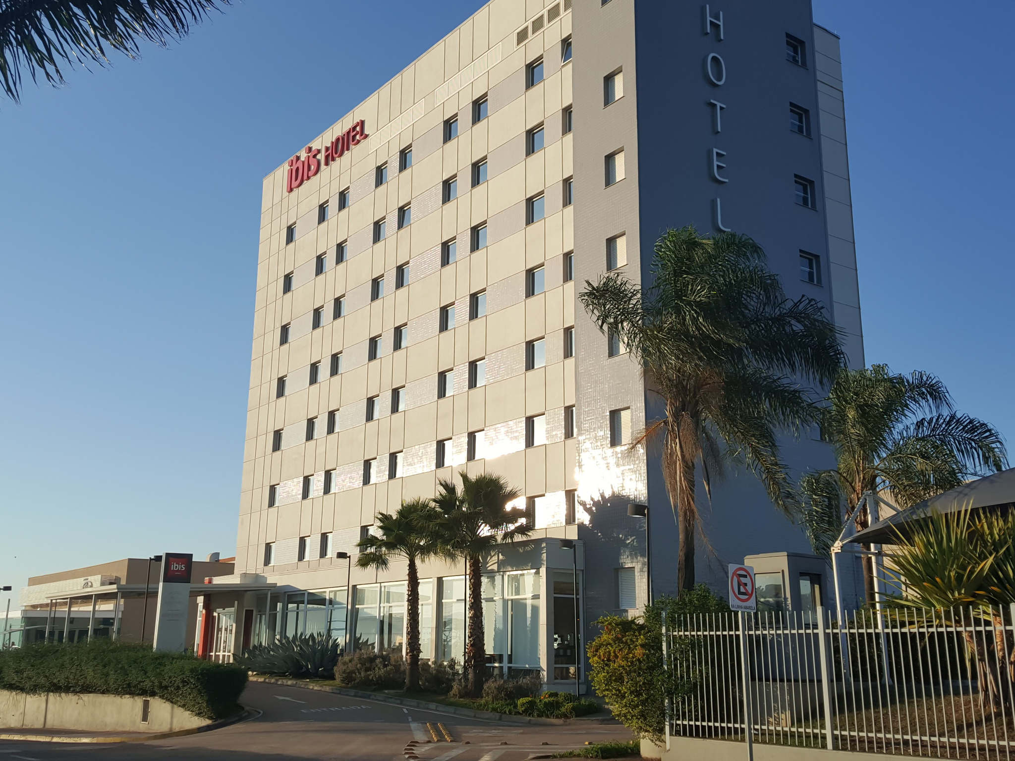 Hotel - ibis ITU Plaza Shopping