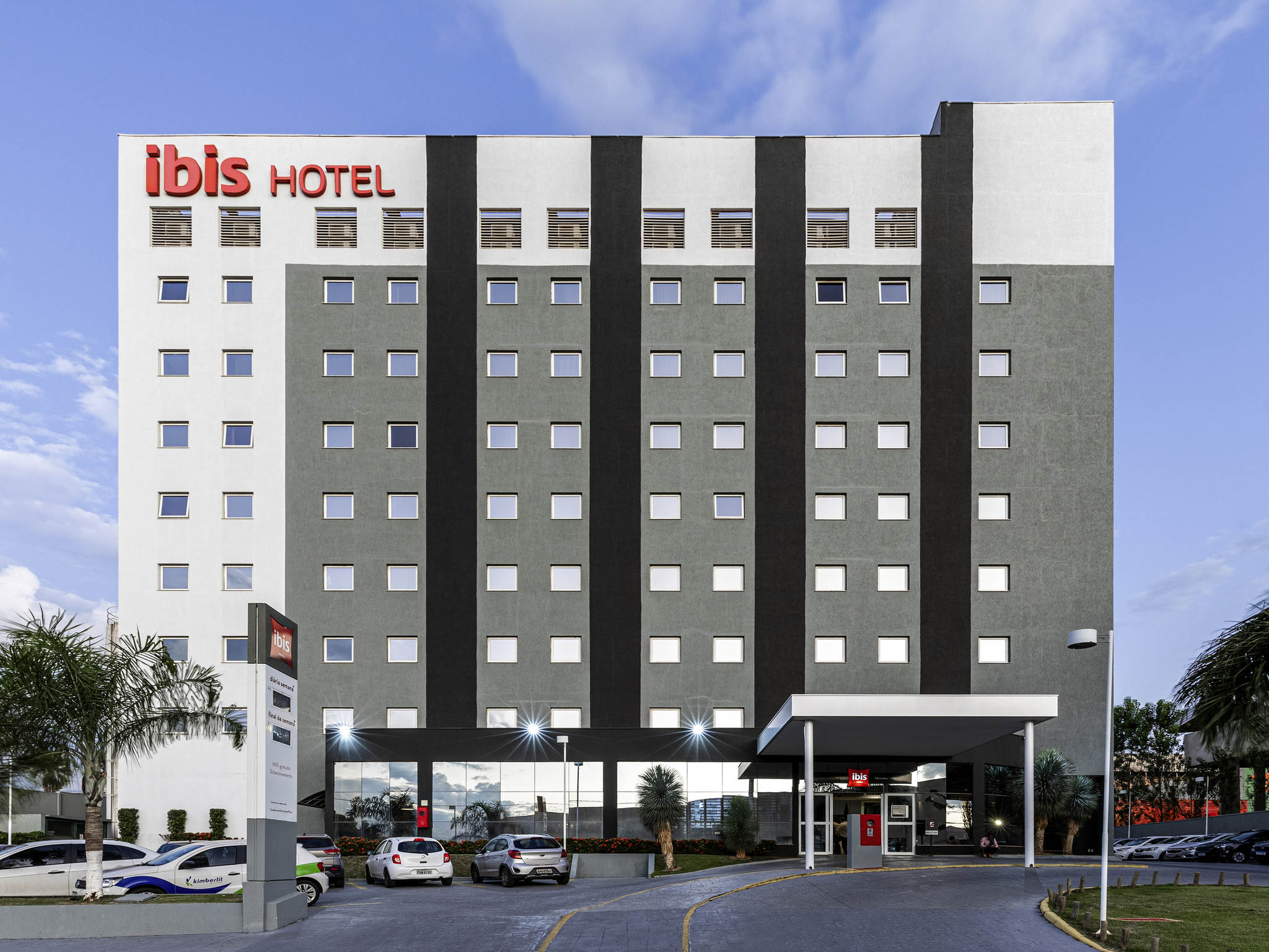 Hotell – ibis Uberaba