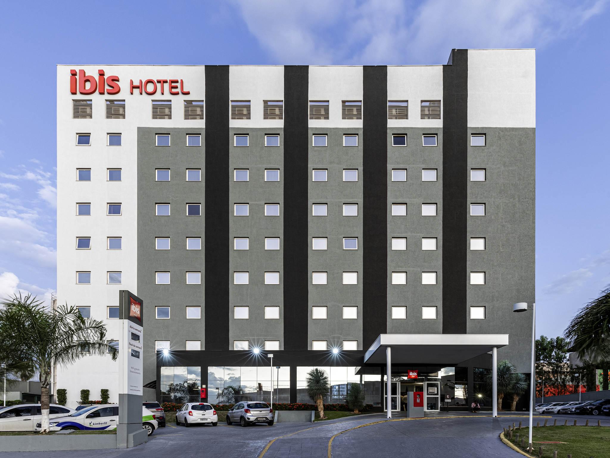 Отель — ibis Uberaba