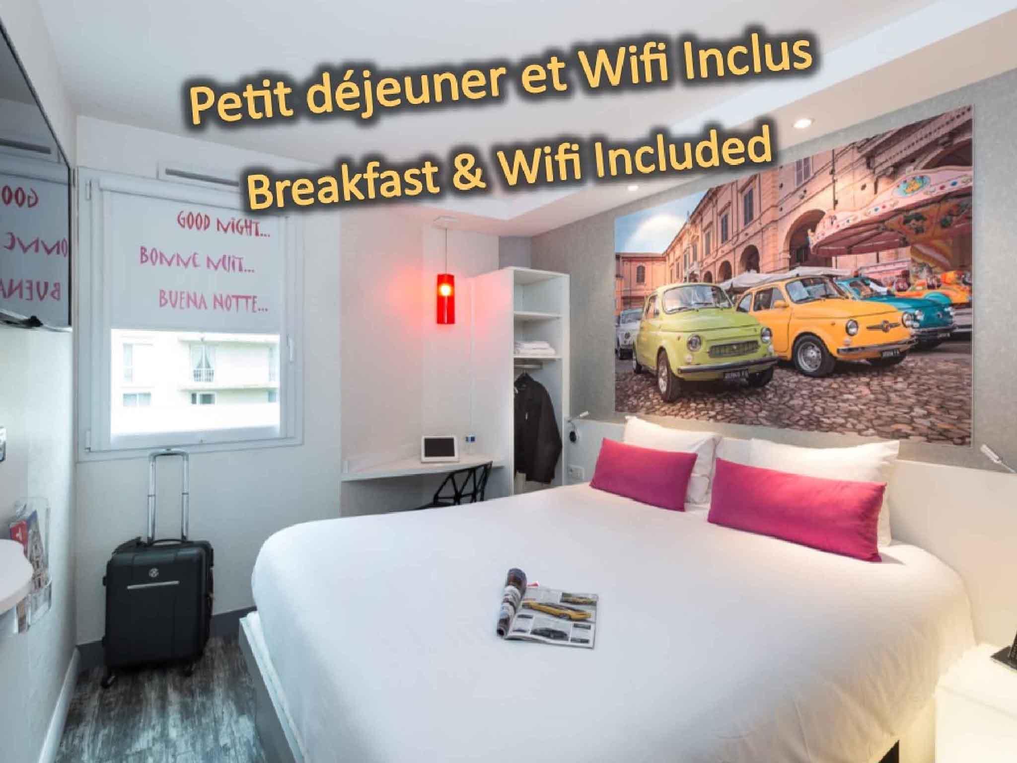 ホテル – イビススタイルズブロアサントルガール