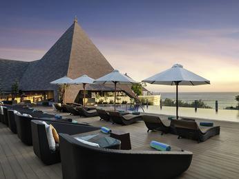 At 0 M The Kuta Beach Heritage Hotel Bali