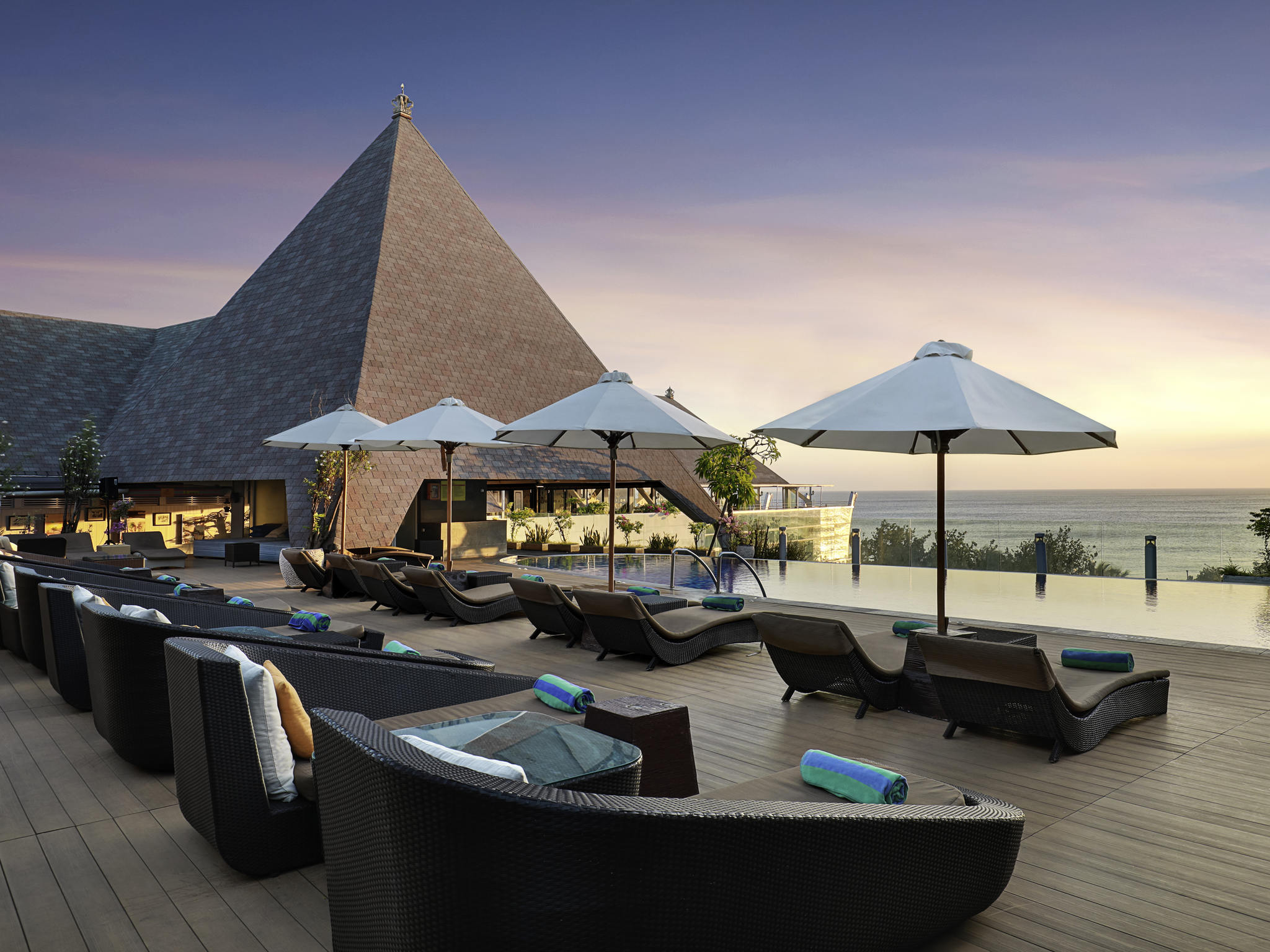 The Kuta Beach Heritage Hotel Bali