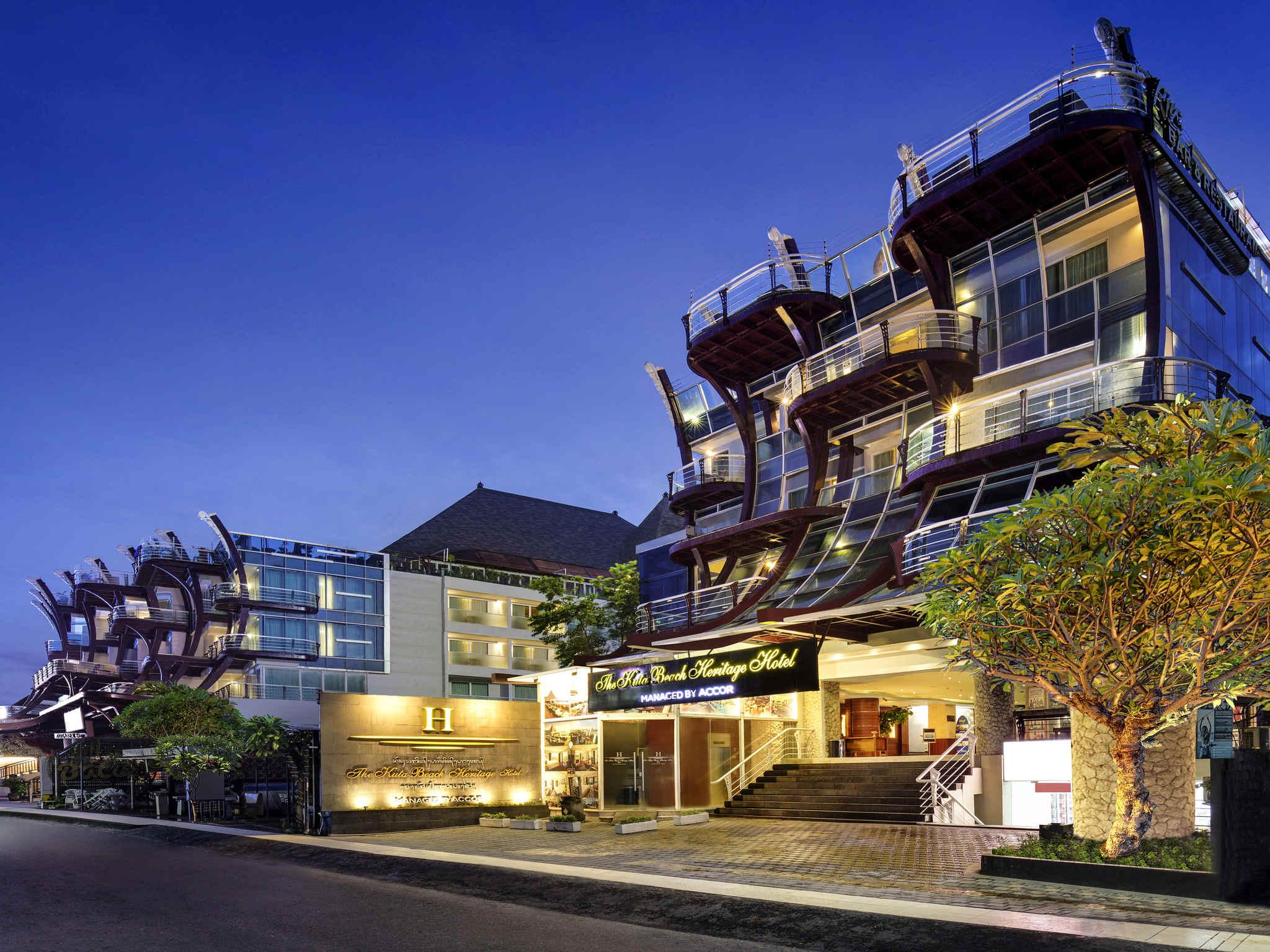 the kuta beach heritage hotel bali managed by accor accorhotels