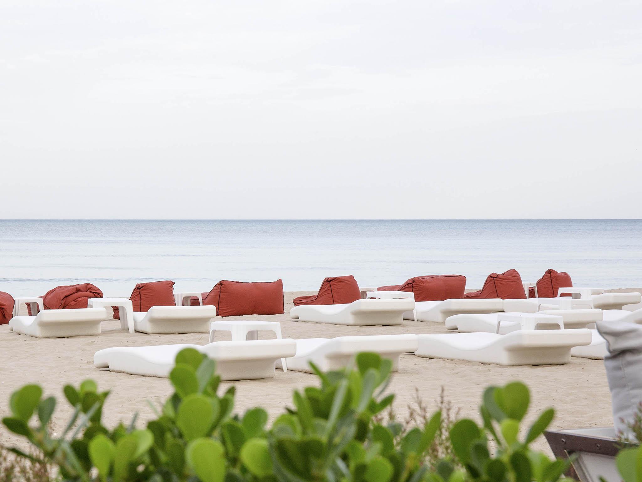Отель — Veranda Resort Hua Hin - Cha Am - MGallery by Sofitel