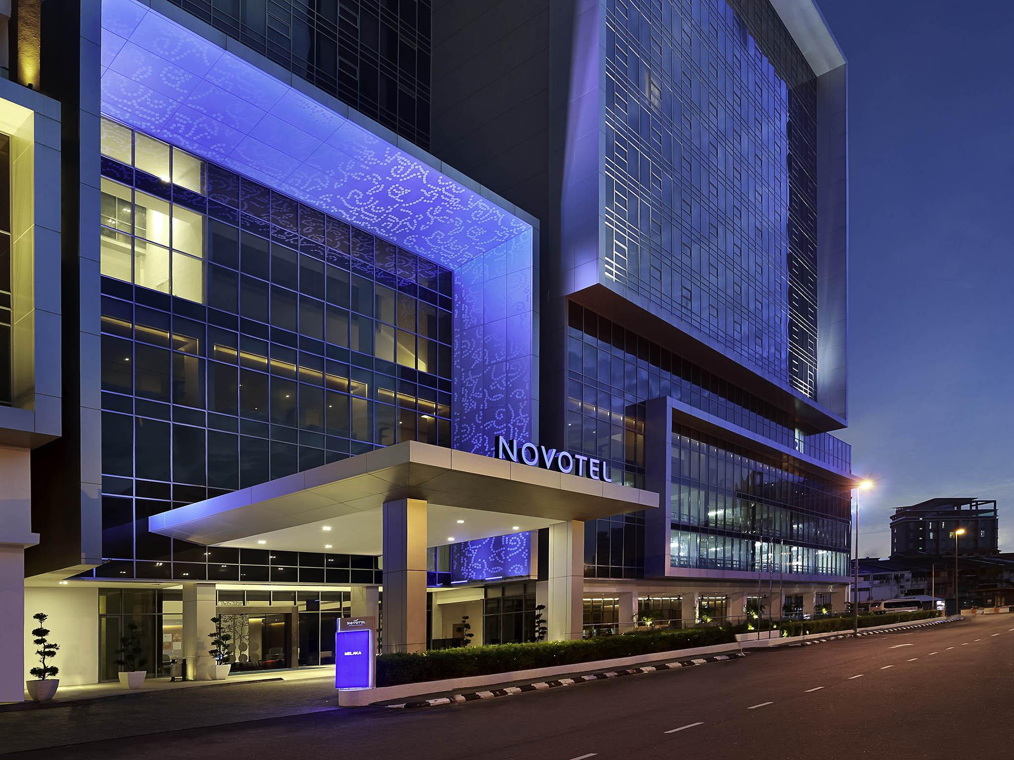 โรงแรม – Novotel Melaka
