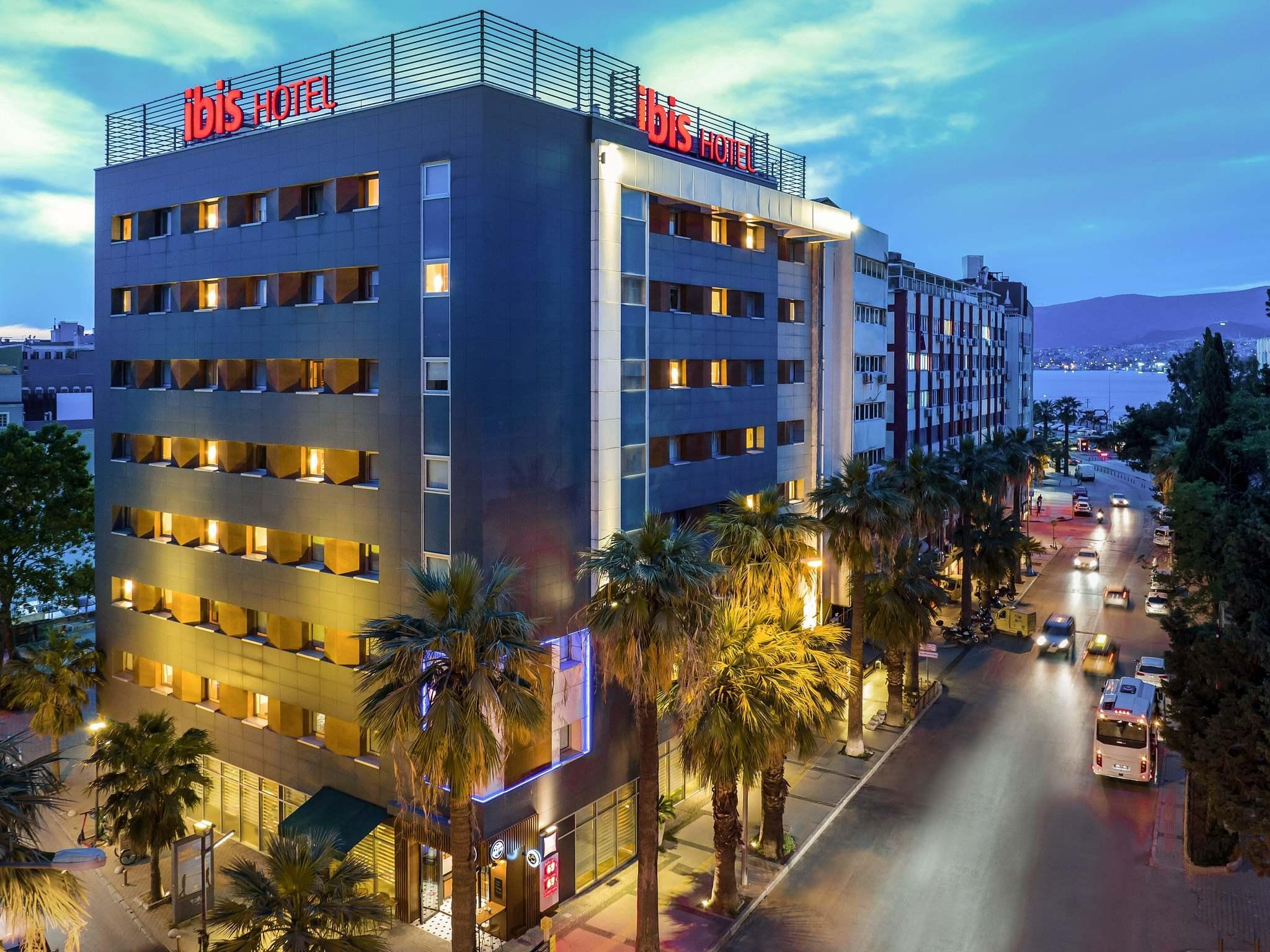 โรงแรม – ibis Izmir Alsancak