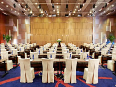 This is Xiamen's largest and best conference hotel.
