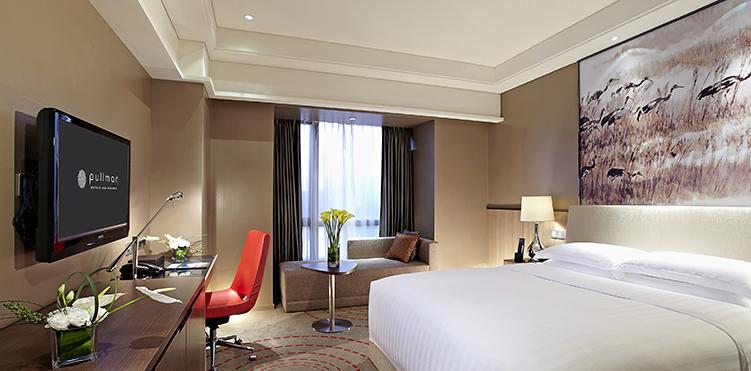 Chambres & Suites - Pullman Xiamen Powerlong