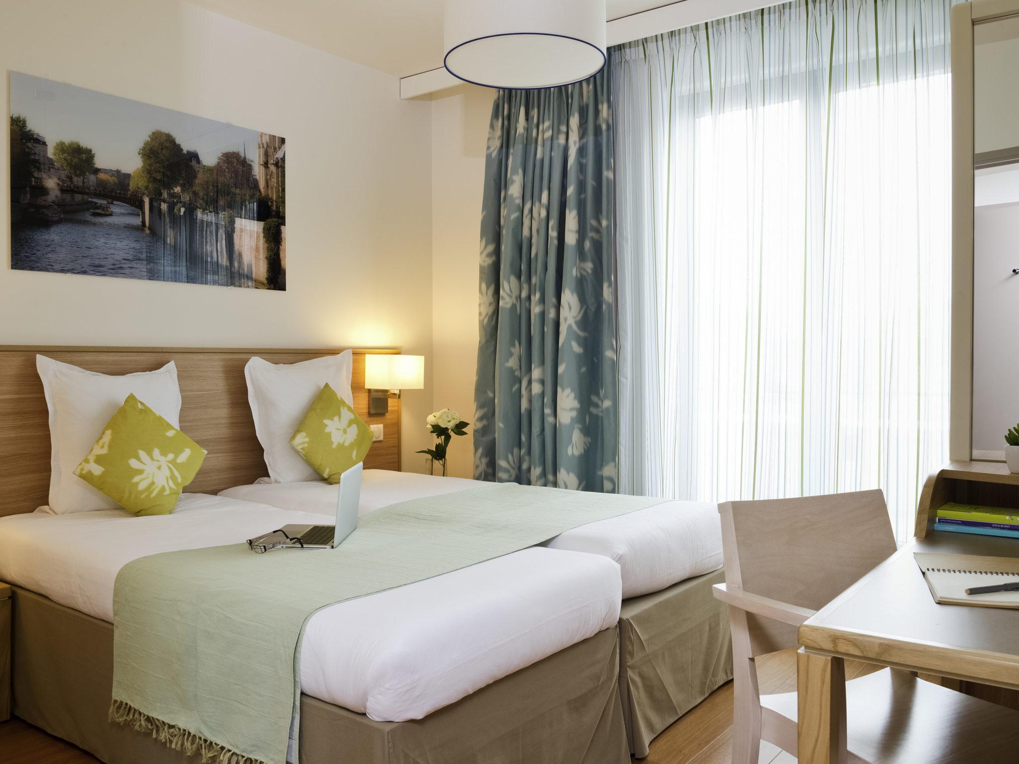 Hotel Aparthotel Adagio Paris Vincennes
