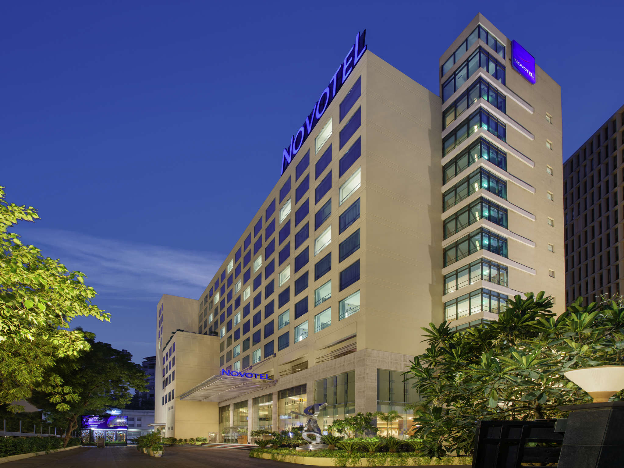 호텔 – Novotel Ahmedabad