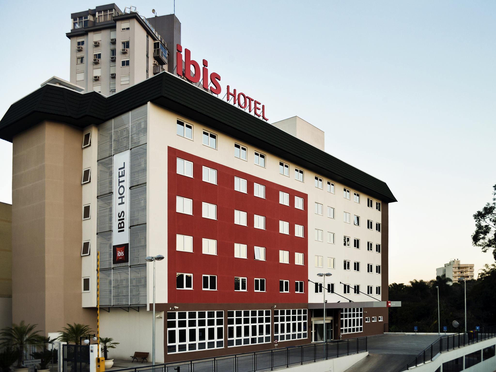 Отель — ibis Novo Hamburgo